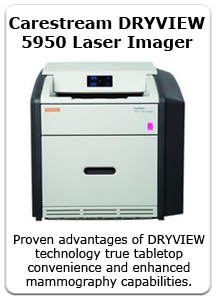 Carestream DRYVIEW 5950 Laser Imager