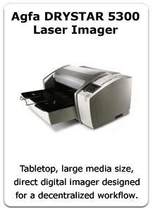 Agfa DRYSTAR 5300 Laser Imager - CMX