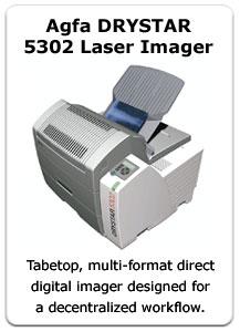 Agfa DRYSTAR 5302 Laser Imager - CMX