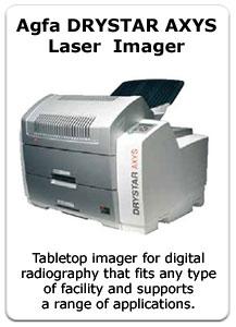 Agfa DRYSTAR AXYS Laser  Imager - CMX