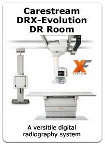 Carestream-DRX-Evolution-DR - CMX