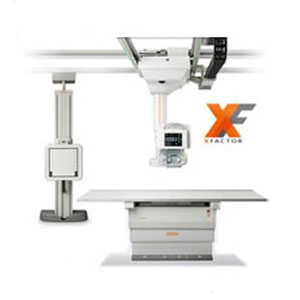 Carestream DRX-Evolution DR Room - CMX