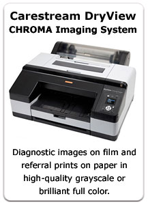 Carestream DryView CHROMA Imaging System - CMX