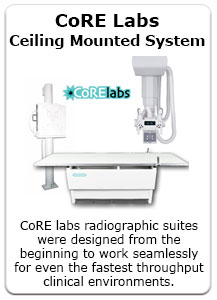 CoRE Labs Ceiling Mounted System-CMX