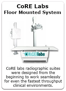 CoRE Labs Floor Mounted System-CMX