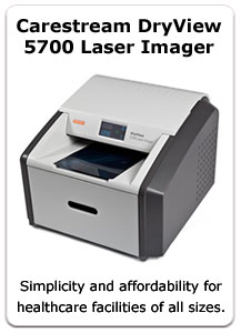 Carestream DryView 5700 Laser Imager - CMX