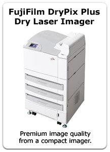 FujiFilm DryPix Plus Dry Laser Imager - CMX