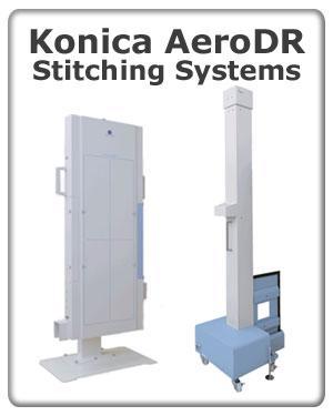 Konica-AeroDR-Stitching - CMX