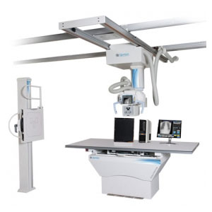 Quantum Carestream DRX Series Ceiling Mounted System