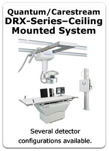 Quantum Carestream DRX-Ceiling-CMX
