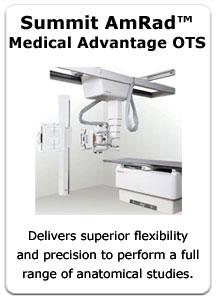Summit AmRad™ Medical Advantage OTS - CMX