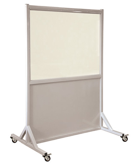 Mobile Radiation Lead Shield X-Ray Barrier - CMX Medical Imaging