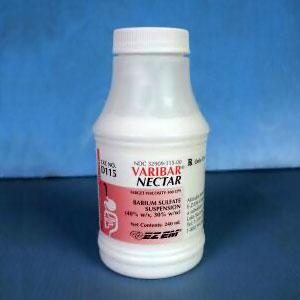 Varibar 174 Nectar Barium Sulfate 240 Ml