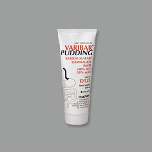 Varibar® Pudding Barium Sulfate Esophageal