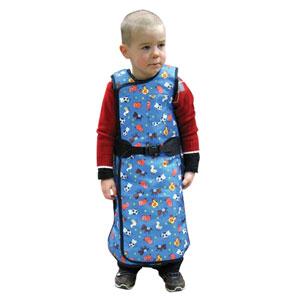 Pediatric Wrap Around Apron