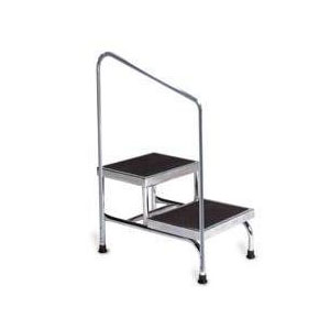 Bariatric Step Stool Two Step W Handle Cmx Medical Imaging