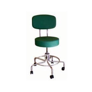 MRI Chair w/Casters (Chair + Back)