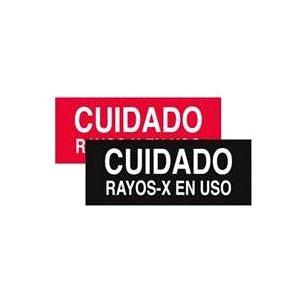caution x-ray-spanish-CMX