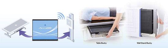Wireless Solution-AeroDR-CMX