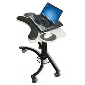 Go-Anywhere Laptop Cart
