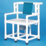 Bariatric Commode Chair-BCC661P-CMX