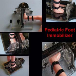 Pediatric Foot Immobilizer-CMX