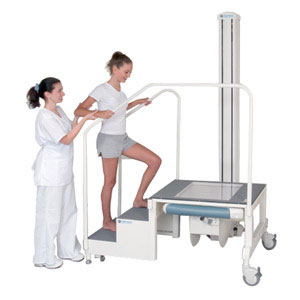 3-Step Rolling Stand CMX