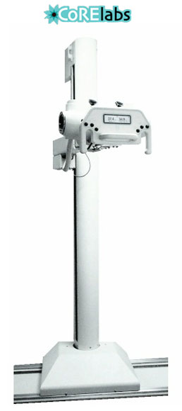 Triton Floor Mount Tube Stand CoRE Labs CMX