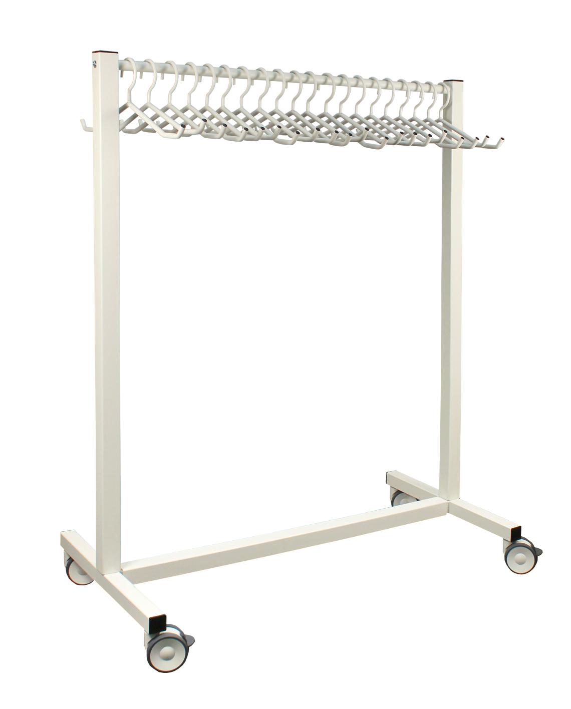 20 Hanger Apron Rack 683438