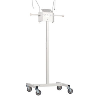 lead apron rack mobile mini