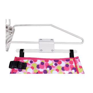 lead apron rack skirt adapter 683000
