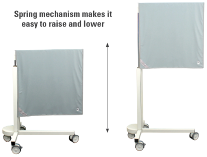 Premium Mobile X-ray Curtain