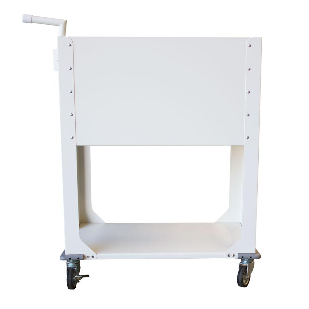 Radiation Reading Cart