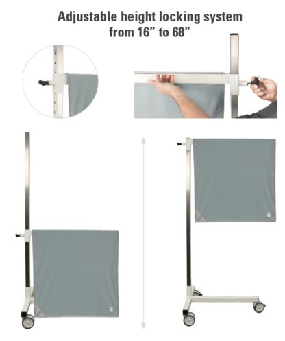 Revolution Mobile Curtain Ajdjustments