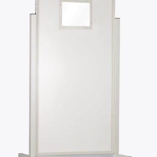 X-ray mobile barrier small window 683465a