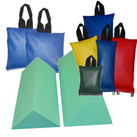 Sponges & Sand Bags